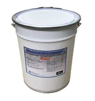 Pattern Imprinted Concrete Sealer - Satin (20Ltr)
